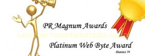 Lagoon wins the Platinum Web Byte and CSM award at DTAC 2012 Bahrain!