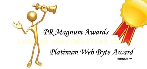 Platinum Web Byte Award