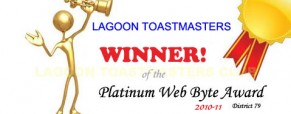 Lagoon wins the Platinum Web Byte Award at DTAC Jordan!