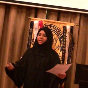 Wafa Al Nakhi.