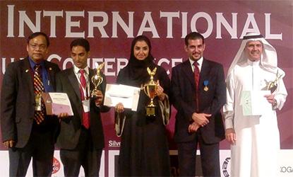 Shurooq AlBanna - DTAC 2012 Humorous Champion