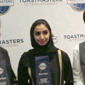 AlBanna into the FINALS! – Uno Momento! | Lagoon Toastmasters